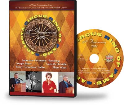 Ring of Fame DVD